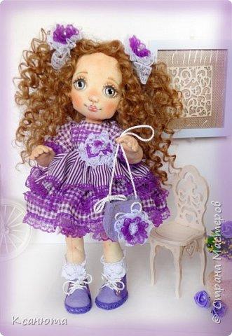 Куколки текстильные. фото 7