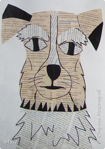 Скоро собачий новый год. Приглашаем на выставку собак. Породистость - газетная. фото 3