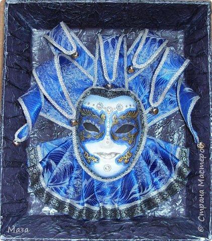 """Здравствуй Страна Мастеров! Хочу показать малую коллекцию работ - масок которые делают мои дети 12-14 лет школы """"Кванто"""". Каждый год тема маски меняется, а иногда  бывает индивидуальная. Маски сделаны в технике папье-маше, оформление - роспись, торцевание, декупаж. природный материал и др. материалы. Вот некоторые из них. Купчиха. Чаепитие. фото 2"""