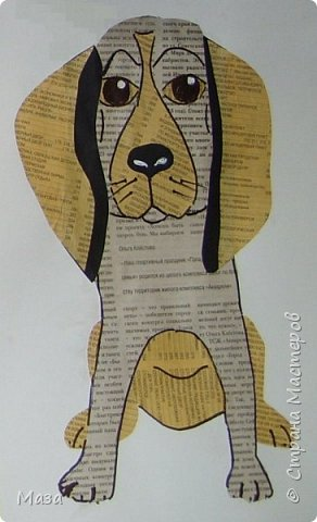 Скоро собачий новый год. Приглашаем на выставку собак. Породистость - газетная. фото 2