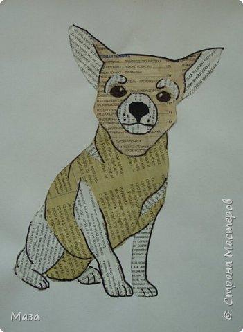 Скоро собачий новый год. Приглашаем на выставку собак. Породистость - газетная. фото 1