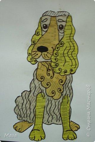 Скоро собачий новый год. Приглашаем на выставку собак. Породистость - газетная. фото 6