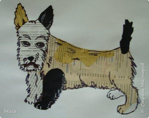 Скоро собачий новый год. Приглашаем на выставку собак. Породистость - газетная. фото 9
