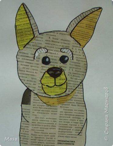 Скоро собачий новый год. Приглашаем на выставку собак. Породистость - газетная. фото 8