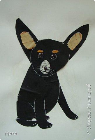 Скоро собачий новый год. Приглашаем на выставку собак. Породистость - газетная. фото 13