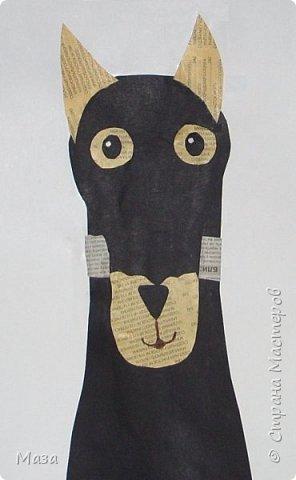 Скоро собачий новый год. Приглашаем на выставку собак. Породистость - газетная. фото 14