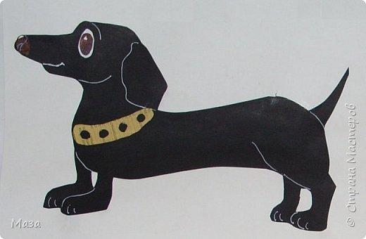 Скоро собачий новый год. Приглашаем на выставку собак. Породистость - газетная. фото 7