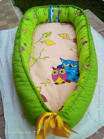 Кокон для младенца фото 1