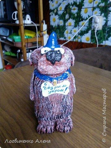 Скоро скоро Новый Год! Что бы утро первого дня года собаки было Бодрым)))) надо кофе попить))) фото 1