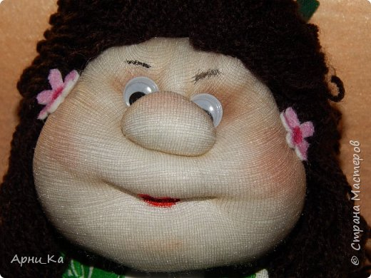 "Новогодняя куколка ""Алиса"" фото 6"