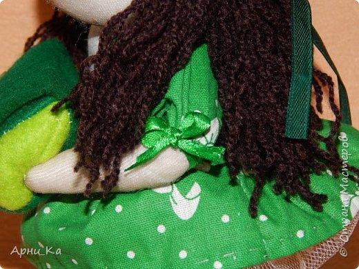"Новогодняя куколка ""Алиса"" фото 4"