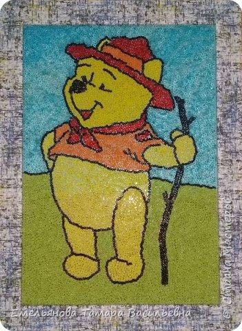 Мозайка из бисера фото 1