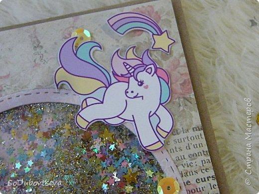открытка для девочки фото 3