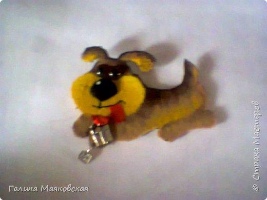 Привет всем!  Сегодня на повестке дня (или ночи!)  - собачки-магнитики.  Ничего объяснять не буду, просто смотрите и получайте удовольствие. фото 11