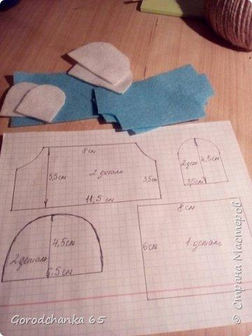 просмотрела много МК по созданию таких сапожков, но некоторые детали, размеры приходилось додумывать самой, решила сделать свой МК, если будет не нужен удалю. фото 11