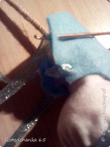 просмотрела много МК по созданию таких сапожков, но некоторые детали, размеры приходилось додумывать самой, решила сделать свой МК, если будет не нужен удалю. фото 29