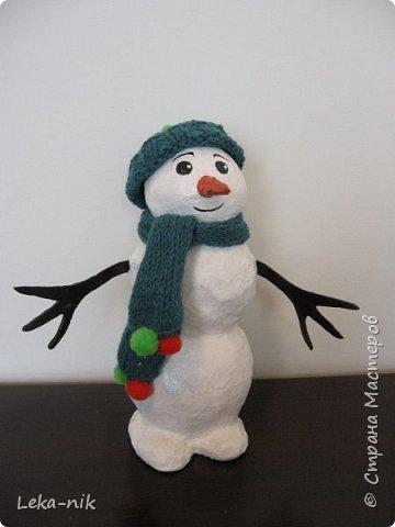 снеговики фото 4