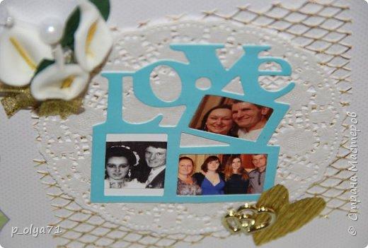 Здравствуйте! Казалось бы,только недавно я делала подарочки на годовщину нашей свадьбы,а вот уже и ещё год прошёл... фото 12