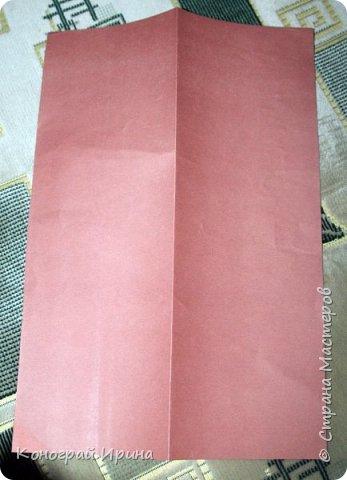 Необходимые материалы: - картон цветной; - бумага цветная двухсторонняя коричневая (для ствола); - бумага цветная; - клей; - ножницы; - фигурный дырокол для нарезки листиков (необязательно). фото 2