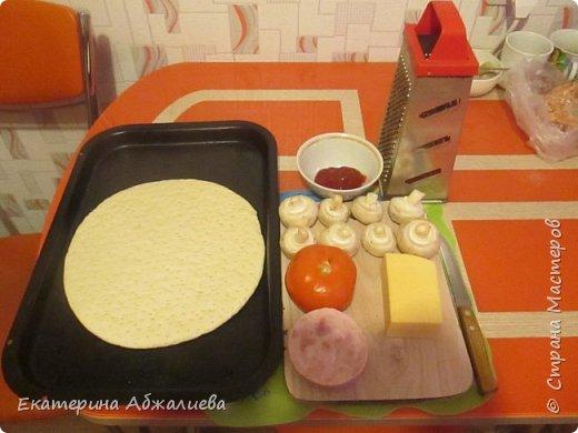 Пицца, которую может сделать любой школьник. фото 2