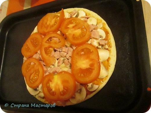 Пицца, которую может сделать любой школьник. фото 5