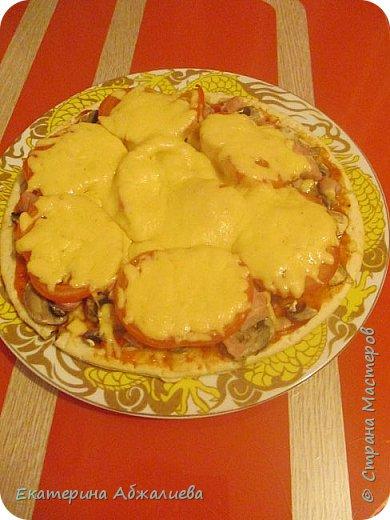 Пицца, которую может сделать любой школьник. фото 7