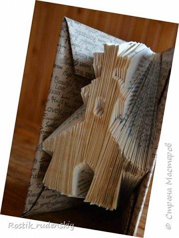 Book folding фото 6