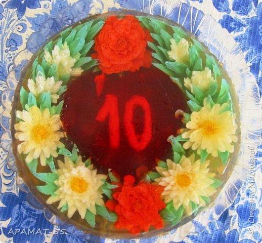 Здравствуйте, здравствуйте, здравствуйте!!! Вот и я со своим тортиком успела  на юбилей нашего сайта СМ.  От всей души поздравляю Татьяну Николаевну, Анупа, тружениц пчелок и всех всех жителей СМ с этим замечательным днем!!! фото 5