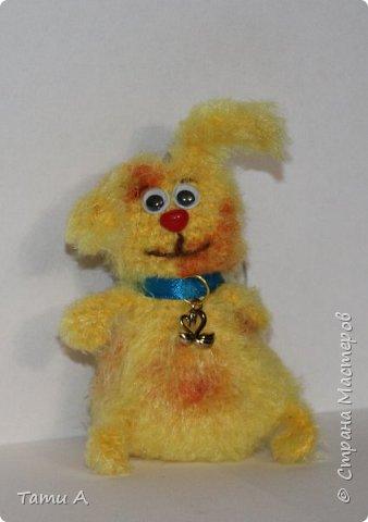 Собачки (игрушки на елку или брелочек) фото 2