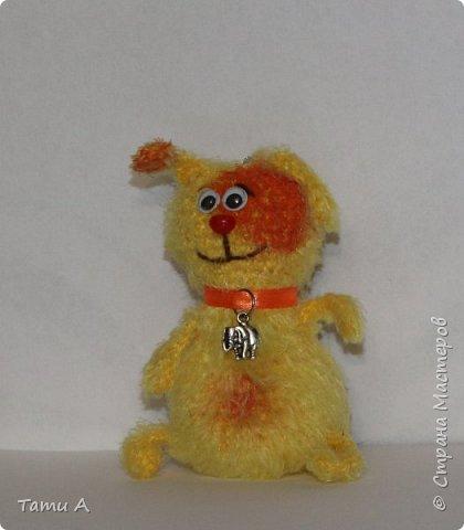 Собачки (игрушки на елку или брелочек) фото 3