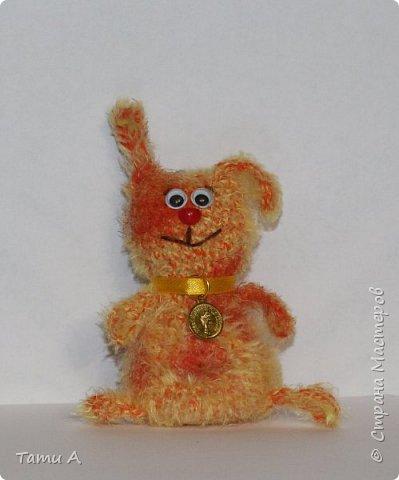Собачки (игрушки на елку или брелочек) фото 4