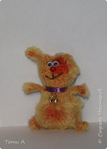 Собачки (игрушки на елку или брелочек) фото 5