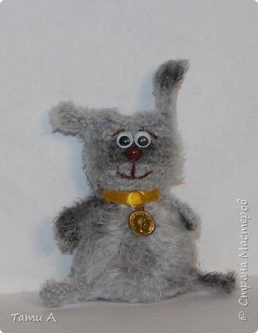 Собачки (игрушки на елку или брелочек) фото 7