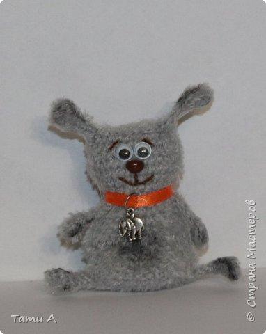 Собачки (игрушки на елку или брелочек) фото 8