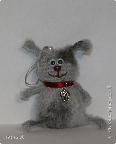 Собачки (игрушки на елку или брелочек) фото 9