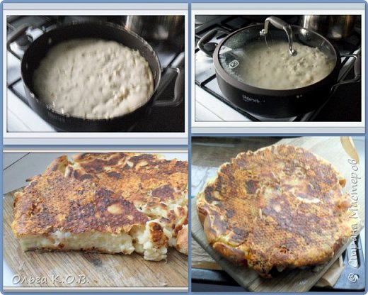 Хачапури для ленивых ( жарим на сковороде) фото 2