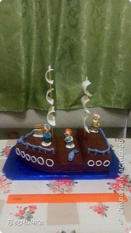 Пиратская вечеринка! Различные атрибуты для её украшения. фото 10