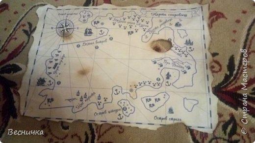 Пиратская вечеринка! Различные атрибуты для её украшения. фото 8