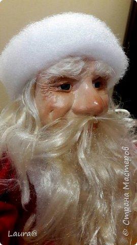 У нас родился ещё один Дед Мороз. Наш. Настоящий. Санта Клаус ещё впереди! фото 1