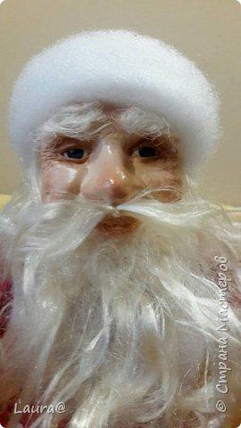 У нас родился ещё один Дед Мороз. Наш. Настоящий. Санта Клаус ещё впереди! фото 3
