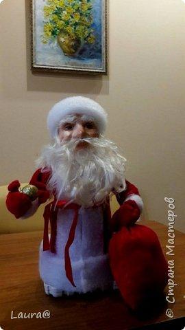 У нас родился ещё один Дед Мороз. Наш. Настоящий. Санта Клаус ещё впереди! фото 4