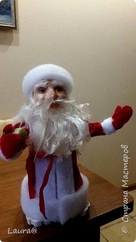 У нас родился ещё один Дед Мороз. Наш. Настоящий. Санта Клаус ещё впереди! фото 2