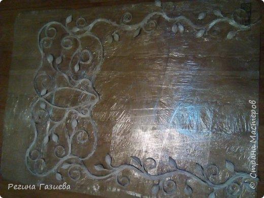 Декор камина фото 2