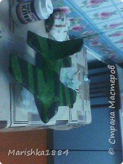 Самолет для сына из полторашки и папье маше. фото 1