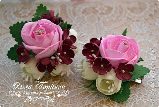 Немного цветов к декабрю. фото 15