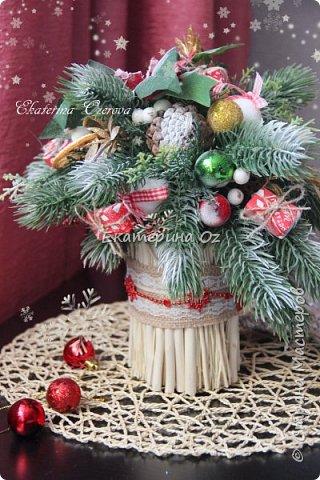 Как же я люблю новый год - аромат ели, аромат корицы, мандарин.... Ожидание волшебства и новогодних чудес! фото 1