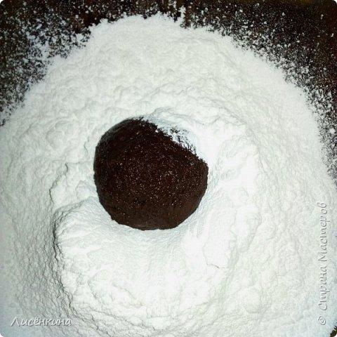 Добрый день. Сегодня хочу показать вам очень красивое и вкусное печенье. Минимум ингредиентов и максимум вкуса. Делается быстро и просто. Ваши гости равнодушными не останутся, этим печеньем можно удивить кого угодно))) фото 7