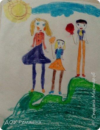 Вот такими шедеврами наши дети отметили этот день фото 3