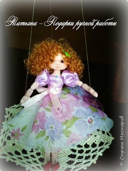 Авторская кукла - Кукловод фото 4