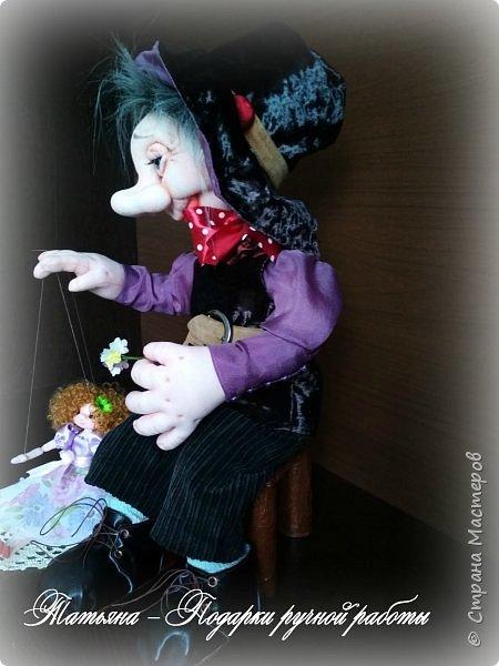 Авторская кукла - Кукловод фото 3